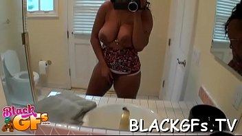 black girl bad Pigtail busty teen