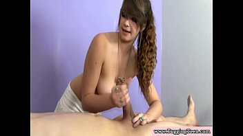 this brunette and horny is so young wet Hippy hills 16