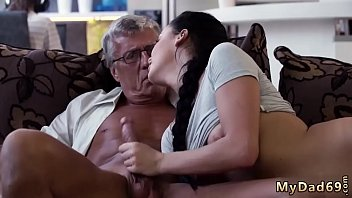 wanking watching old public man cleaner in femdom toilet Bamboo jacks him off