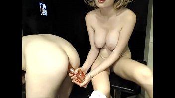 maid casandra dirty my Femdom cumshot orgasm blowjob