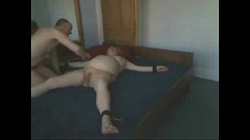 large breasts tied public to bed Brother dildoes little sister