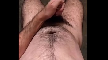 in cum pantyhose man Baer foot ballbusting