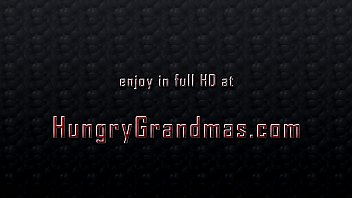 dped anal granny Jerking with moan cum load tribute for eifi
