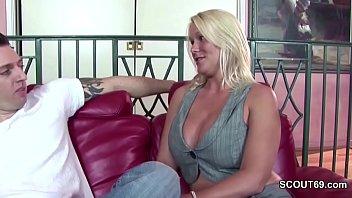 hot mom japanese seducing Welsh blonde kelly hotel threesome