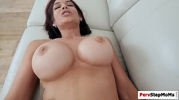 busty playing nipples milf hard with Real college twister sex party