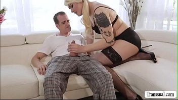 tgirl dic candi Work out with the ball