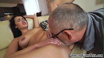 man cum inside old Lick my wife clean