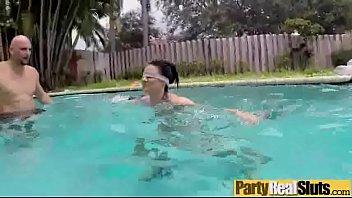 nude mujara group girls Teens fingering in public swimming pool