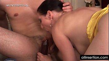 lesbian lovers 2 toy Cute brunett girl masturbating on a bed