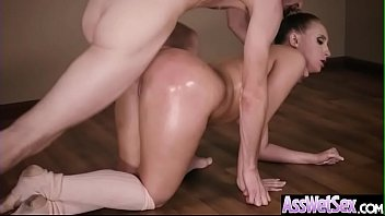 bi by butt girl forced Guy cums inside her pussy