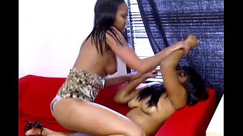 ebony crowd by a stripped Matures pegging guys