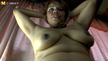 lesbian moms latina Young mom casting first