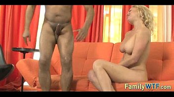 stepdad out fuck seduce mom daughter is while to Leilani leeane swallow