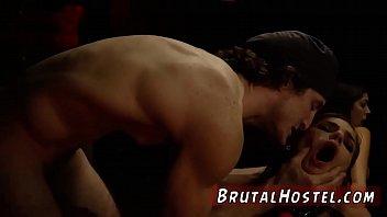 slut jav bondage Busty unexpected seduce straight guy