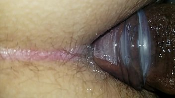 solo hung black brazil shemale Rough crying anal