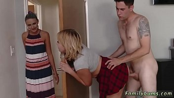 cock mom ninja step Emily addison feet