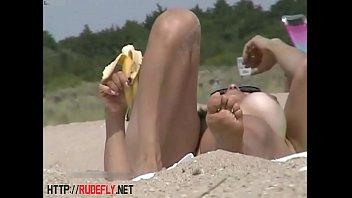beach janb jamaican Solo huge dildo squirt