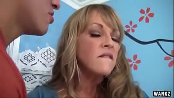 skateboard stepmom in kitchen fucks srepson Old vs young guys