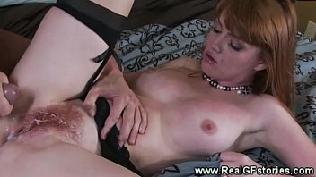 hairy black wife creampie Wife standing up and fucking hard