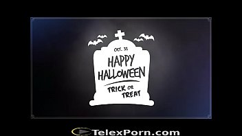 halloween 1 xxx Blonde teen babysitter seduced and forced