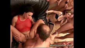 orgy bdsm gay video gays extreme Nice ass stockings wearing brunette cow girl rides