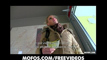 bus blonde tiffany Sexy and caliente 116