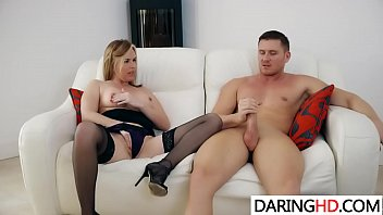 at blaze the all naughty skinny gets milf office betty Make her dog