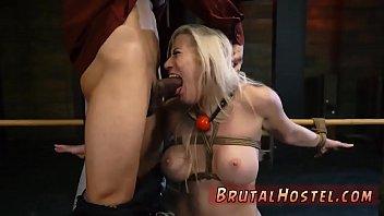blonde jeremy ron and Sophie dee lesbian fishnet