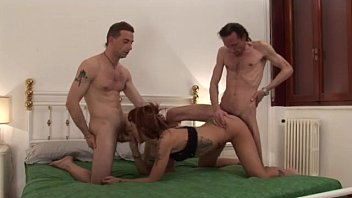 cock her his man makes suck Blindfold wife suprise