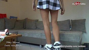 porn com ass video still a milf tight has blonde free boysiq Teen jenni hennessey pov blowjob